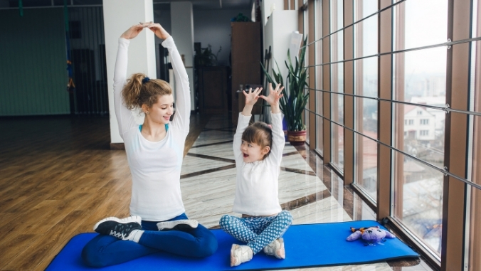 Prosperity authorities counsel yoga, practice and a reasonable eating routine to help heart prosperity