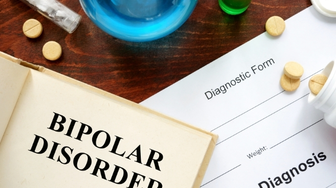 Treatment in addition to drug in a way that is better than prescription alone in bipolar confusion