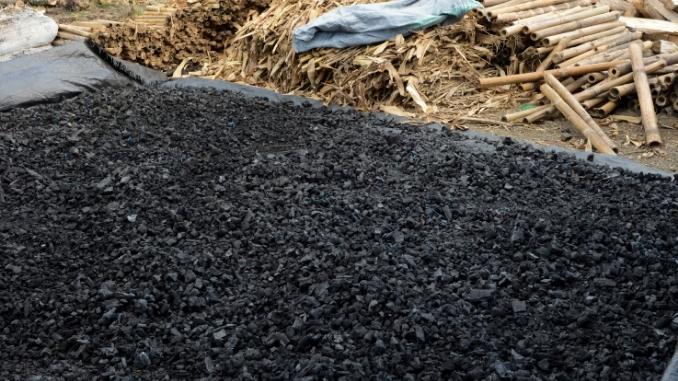 Biochar helps hold water, saves money for farmers