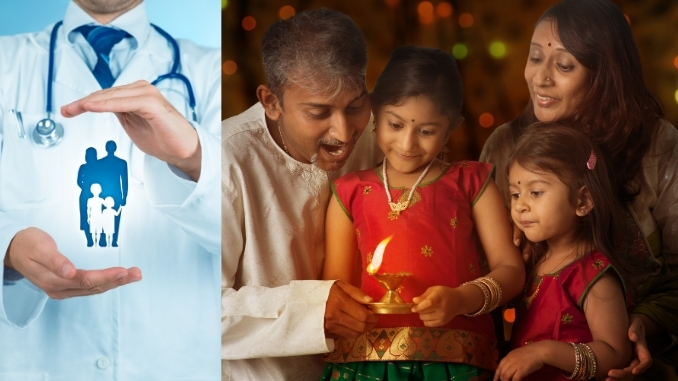 Celebrate the Joy of Diwali Without Compromising Your Health