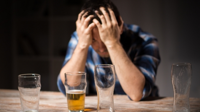 Alcohol consumption is a common gateway to respond stress during COVID-19: Study