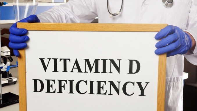 Study finds that over 80 per cent of COVID-19 patients have vitamin D deficiency