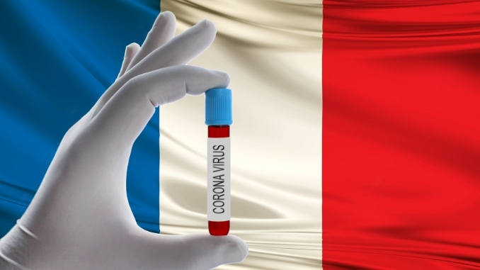 New 60K coronavirus cases in France
