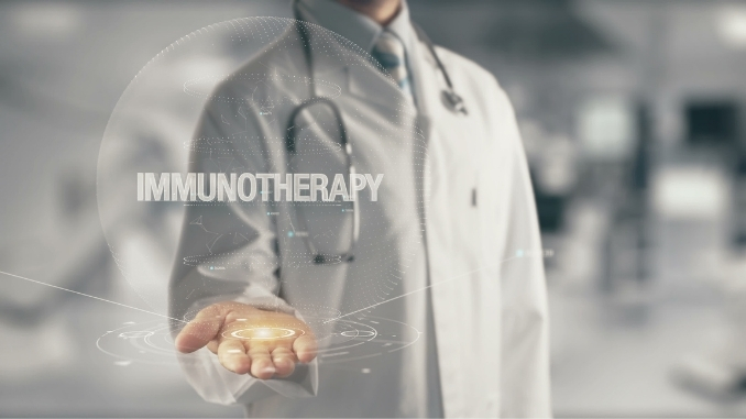 Cancer patients receiving immunotherapy drugs have a higher risk vigorcolumn 3