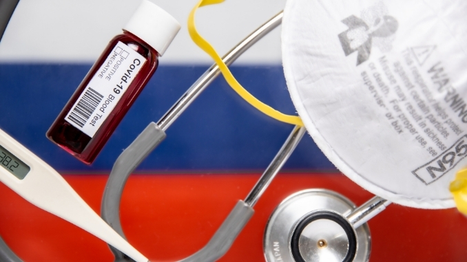 Russia broke its own record by registering 28,782 new COVID-19 cases - Digpu