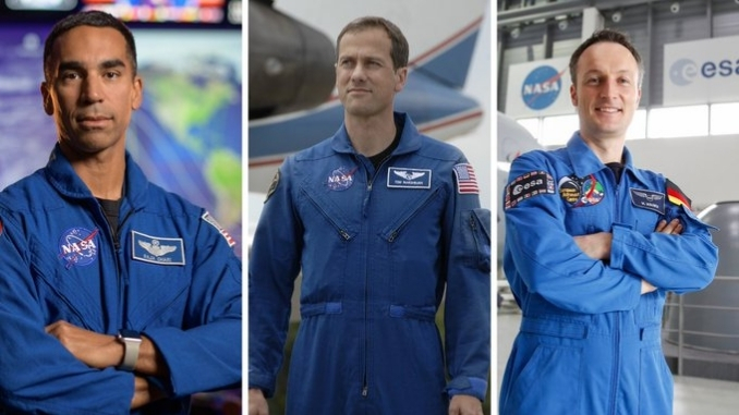 Indian-American astronauts selected for SpaceX Crew-3 Mission-Vigorcolumn