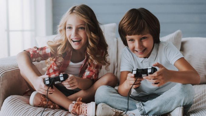 Researchers use a video game to identify attention deficit disorder in children-Vigorcolumn