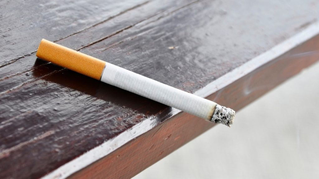 Casual smokers also likely to have nicotine addiction