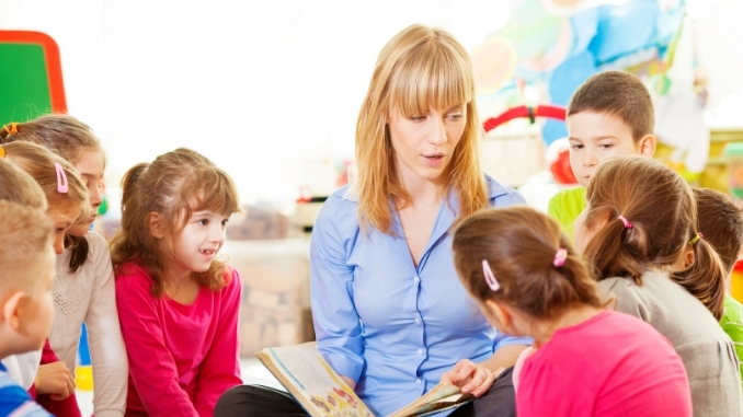 Pupils can learn more effectively from storytelling than demonstrative activities