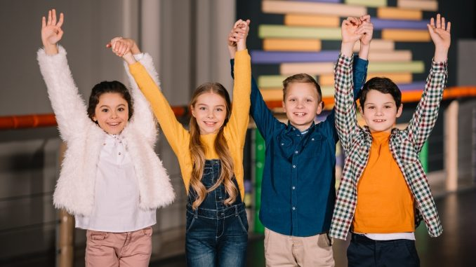 Child Psychology: Children cannot ignore what they hear when recognize emotions