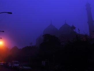 Delhi weather - Digpu