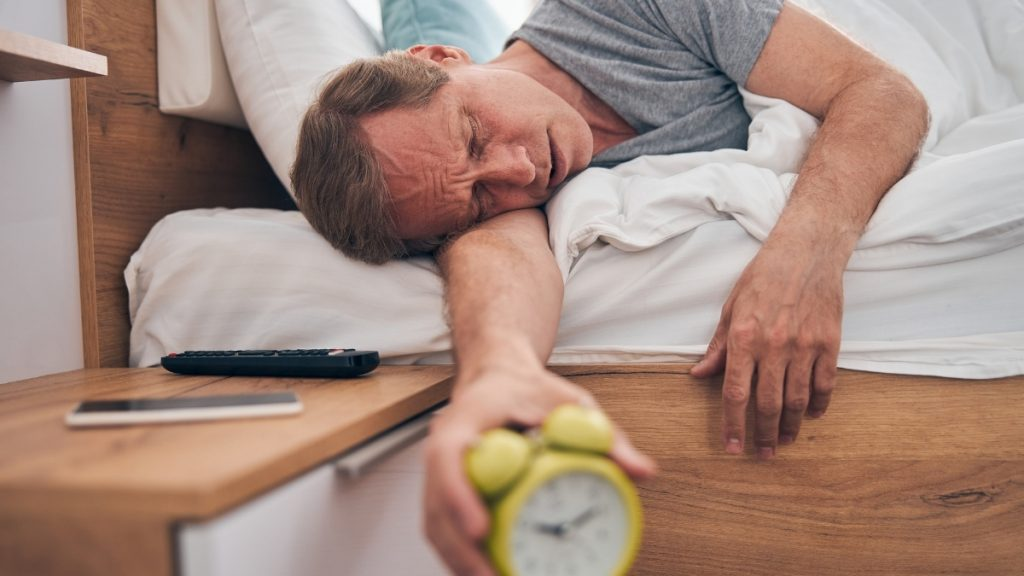 Fragmented sleep patterns can predict vulnerability to chronic stress