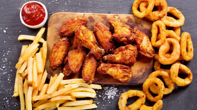 Fried food may increase risk of cardiovascular disease