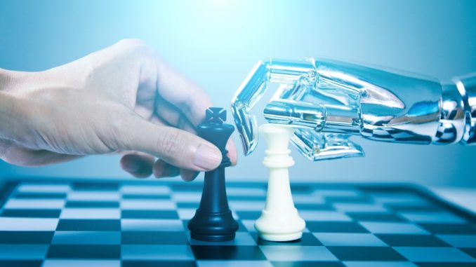 Artificial intelligence (AI) can beat human brain in chess, but not in memory