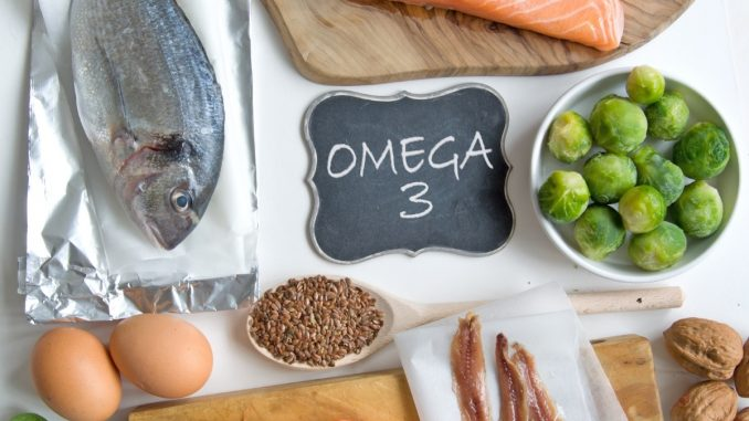 Omega-3 Fatty Acids consumption in Children May Prevent Asthma