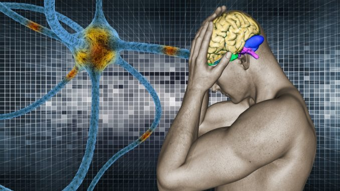 Psychiatric disorders lead to brain seizures