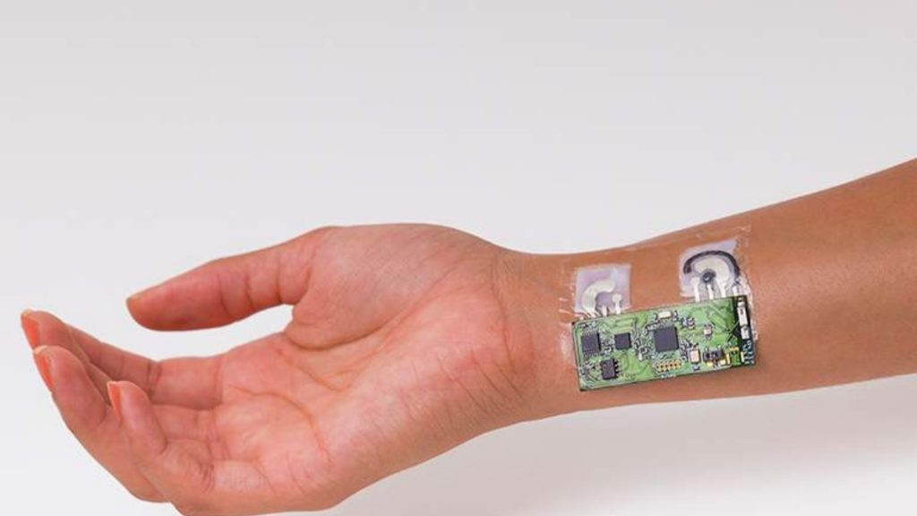Wearable Health Device: Wearable Sensor Monitors Health, Administers Drugs Using Saliva And Tears