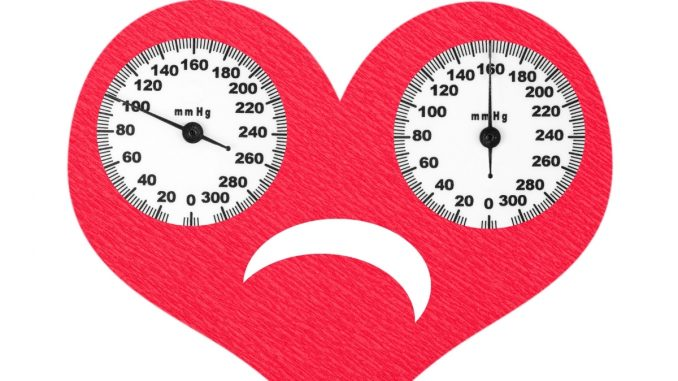 High Blood Pressure May Causes Atrial Fibrillation