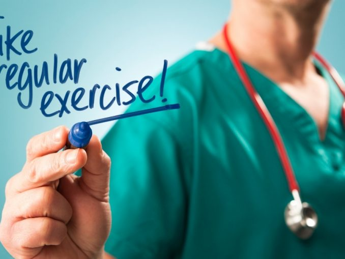 Regular exercise could be an effective strategy to prevent type 2 diabetes- Vigor Column