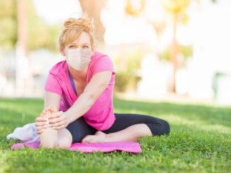 Wearing a face mask during exercise safe for healthy people- Vigor Column