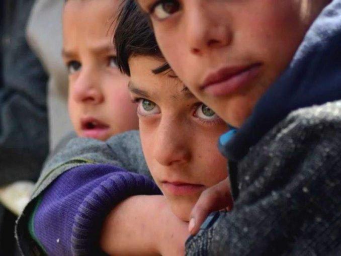 Children in Kashmir XGfNgR